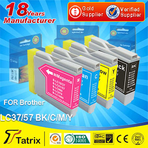 LC37 LC57 Ink Cartridge/ for Brother Cartridge LC51/ Compatible Brother Inkjet LC970 LC1000xl