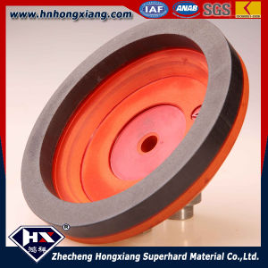High Efficiency Resin Diamond Grinding Wheel for Glass Grinding pictures & photos