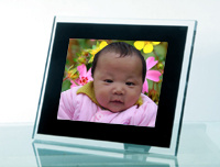 15 inch Digital Photo Frame Support Bluetooth (HDF-15003A)