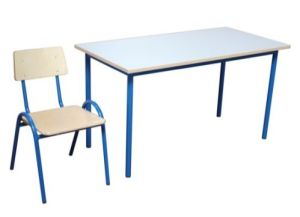 Popular High Quality School Desk pictures & photos