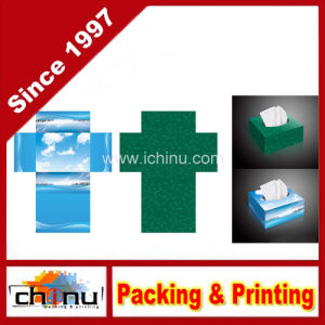 Cartoon Pattern Printed Paper Gift Packaging Box (1247) pictures & photos