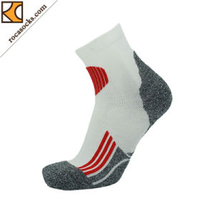 Unisex Hiking Coolmax Cotton Quarter Socks (162003SK) pictures & photos
