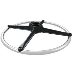 Foot Ring Chair Base, Steel Ring (BIX2011 FT10)