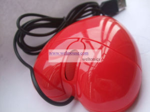 Heart Shaped Optical Mouse (SY-23)