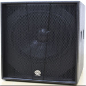 "Professional Passive Speaker Single 18"" Professional Audio/Subwoofer pictures & photos"