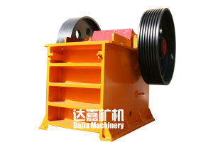 Stone / Coal / Rock Jaw Crusher by Henan Dajia pictures & photos