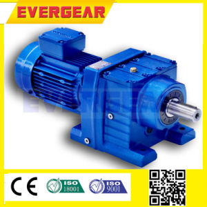 Mtd Series Foot or Shaft Mounted Gearbox Gear Motor for Conveyor Belt pictures & photos