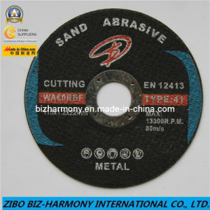 Resin Bond Abrasive Wheel for Cutting, Grinding pictures & photos
