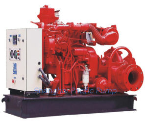 Diesel Drive Fire Fighting Pump (XBC-TPOW) pictures & photos