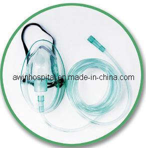Disposable Oxygen Face Mask / Oxygen Mask (WWOFM) pictures & photos