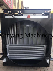 Sem Wheel Loader Sem650b Spare Parts Radiator Assembly pictures & photos