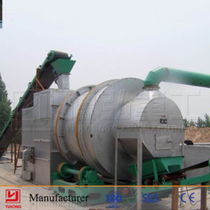 2016 Yuhong Sand Dryer Machine Sand Rotary Dryer Price pictures & photos
