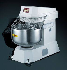 Stainless Steel Bowl Spiral Mixer for Dough Mixing pictures & photos