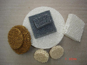 Porous Ceramic Filter Applied in Foundry