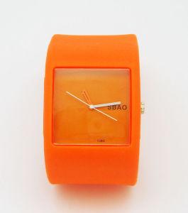 Silicone Watch Wristband (A-SW09)