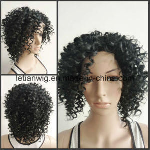 Human Hair Lace Wigs for Black Women (S/M/L)