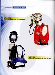 Scba - Self Contained Breathing Apparatus 2 pictures & photos