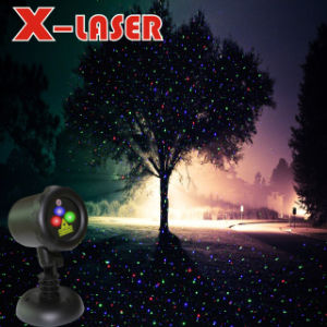 Dynamic Outdoor Laser Lights with Remote Control RGB Outdoor Garden Laser Light for Christmas and Indoor Decoration pictures & photos