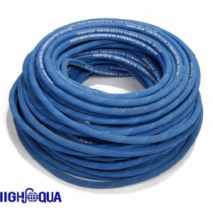 DIN/En853 High Pressure Rubber Hydraulic Hose R1 R2 pictures & photos