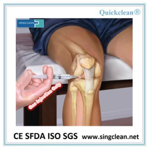 Non-Crosslinked Hyaluronic Acid Gel for Osteoarthritis Knee Joint Injection 2ml pictures & photos