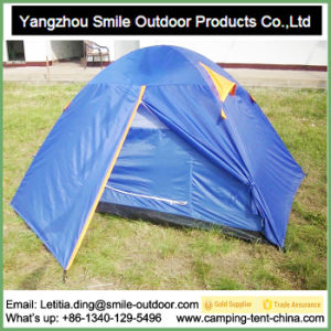 190t Polyester Vehicle 3 Season Camping 3 Man Tent pictures & photos