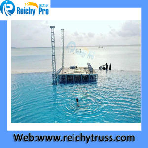 Portable Stage Truss Bolt Truss for Wedding and Events pictures & photos