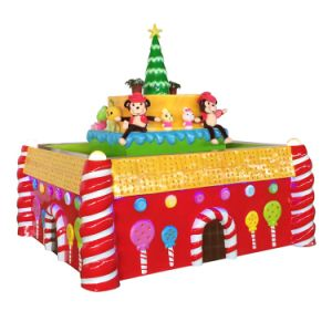 Happy Kids Entertainment Fibre Glass Amusement Toy Sand Table for Shopping Mall (S01-PK) pictures & photos
