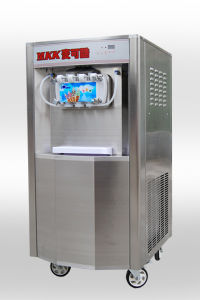 High Quality and Effective Michael Cool Soft Ice Cream Machine pictures & photos