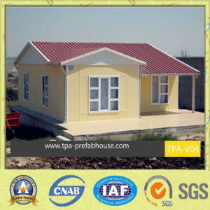 Steel Frame Prefabricated House in Rural pictures & photos