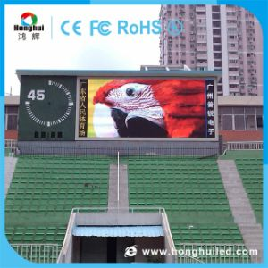 SMD3528 P10 Full Color Outdoor LED Display Screen pictures & photos