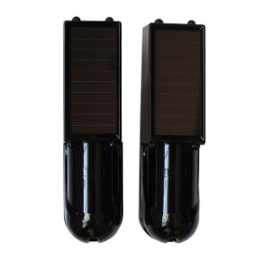 Outdoor 100m Security Wireless Solar Power 2 Active Infrared Beam Sensor pictures & photos