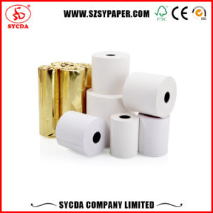 Cash Register POS/ATM Receipt Thermal Paper Roll pictures & photos