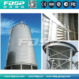Silo for Olive Pomace Pellet Biomass Pellet Storage Used in Plant pictures & photos