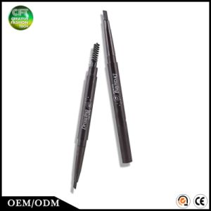 Get Coupons Long Lasting Waterproof Liquid Cosmetics Eyebrow Pencil with Brush pictures & photos