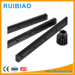 Flexible Gear Racks (m10/m8/m6/m5) Drive Pinion Gear pictures & photos