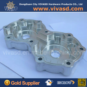 CNC Customized Aluminum Auto Casting Metal Spare Parts pictures & photos