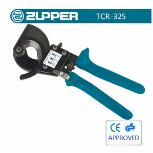 Manual Ratchet Cable Cutter (TCR-325) pictures & photos