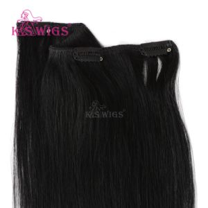 New Arrival Clip Hair Brazilian Virgin Human Hair Extension pictures & photos