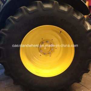 Agricultural Tractor Tyres (20.8-38) with Rim W18X38 pictures & photos