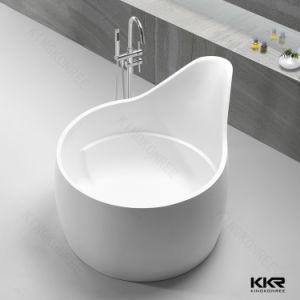 Sanitaryware Furniture Stone Freestanding Bathtub pictures & photos