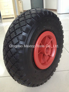 Wheelbarrow Tyre/ Pneumatic Barrow Wheel / Wheel Rubber Wheel pictures & photos