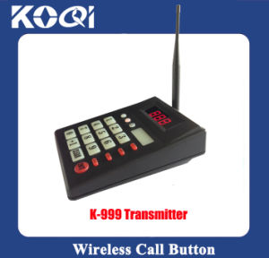 Restaurant Self-Take Meal Service Pager Wireless Table Ordering Systems pictures & photos