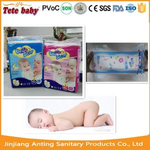 2017 New Material Eco-Friendly Babies Baby Disposable Baby Diaper Biodegradable Completly pictures & photos