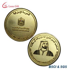 Wholesale Enamel Gold Coin (LM1069) pictures & photos