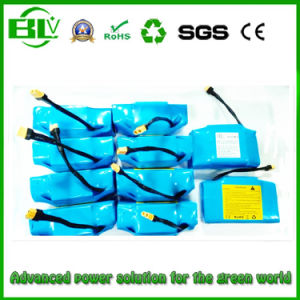 36V 6ah Li-ion Battery Pack E-Scooter Battery with Samsung 18650 in China with Stock pictures & photos