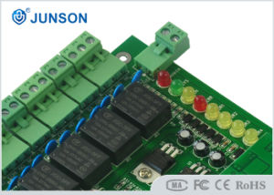 Four 4 Door TCP/IP Access Control Panel/Access Control Board (JS-8840XP) pictures & photos