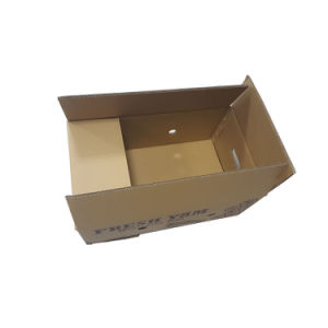 Hard Duty Corrugated Moving Box pictures & photos