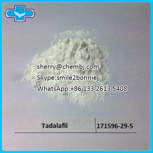 High Quality Pharmaceutical Sex Enhancement Steriod Powder Tadalafil pictures & photos