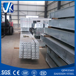 Prefabricated H Section Steel Parts for Warehouse/Building/Factory pictures & photos