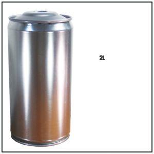 2L Metal Tin Can Beer Keg pictures & photos